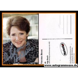 "Autogramm TV | ARD | Viktoria BRAMS | 1990er ""Marienhof"""