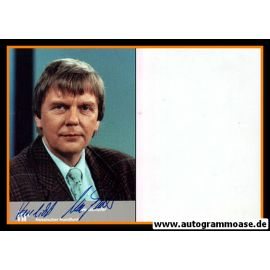 Autogramm TV | HR | Uwe GÜNZLER | 1990er (Portrait Color)