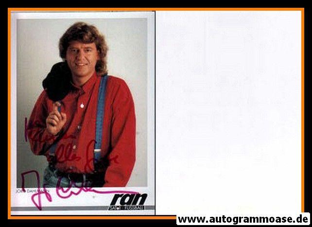 "Autogramm TV | SAT1 | Jörg DAHLMANN | 1990er ""Ran"""
