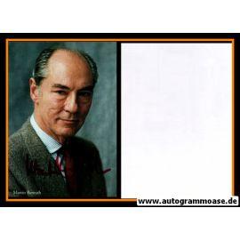 Autogramm Schauspieler   Martin BENRATH   1980er (Portrait Color)