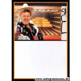 Autogramm TV | WDR | Mal SONDOCK | 1980er (Portrait Color)