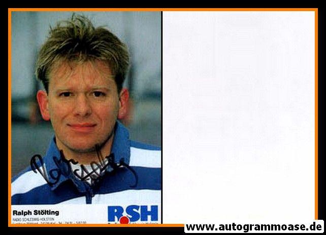 Autogramm Radio   R.SH   Ralph STÖLTING   2000er (Portrait Color)