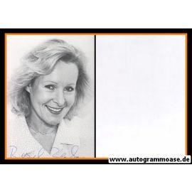 Autogramm Schauspieler | Rosel ZECH | 1980er (Portrait SW) 2