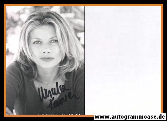Autogramm Schauspieler | Ursula KARVEN | 1980er (Portrait SW)