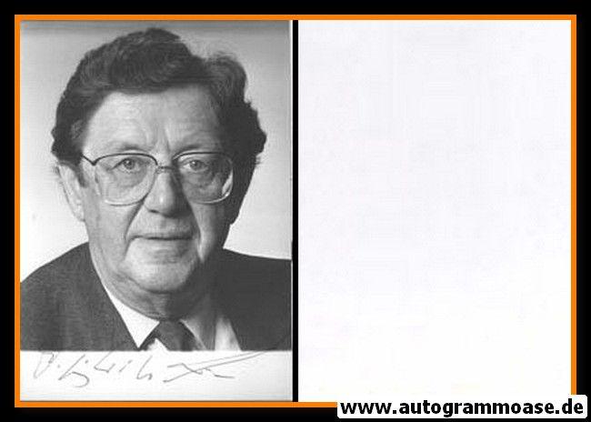 Autogramm Adel | Botho Prinz Zu SAYN-WITTGENSTEIN-HOHENSTEIN | 1990er Foto (Portrait SW)