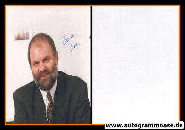 Autogramm Politik   GRÜNE   Roland RESCH   1990er Foto (Portrait Color)