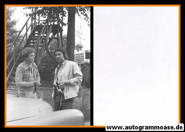 Autogramm Schauspieler | Gerhard HESSE | 1981 Foto (Filmszene SW)