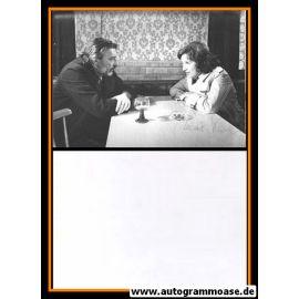 Autogramm Schauspieler   Maria BECKER   1980 Foto (Filmszene SW)