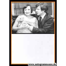 Autogramm Schauspieler   Herbert BÖTTICHER   1978 Foto (Filmszene SW)