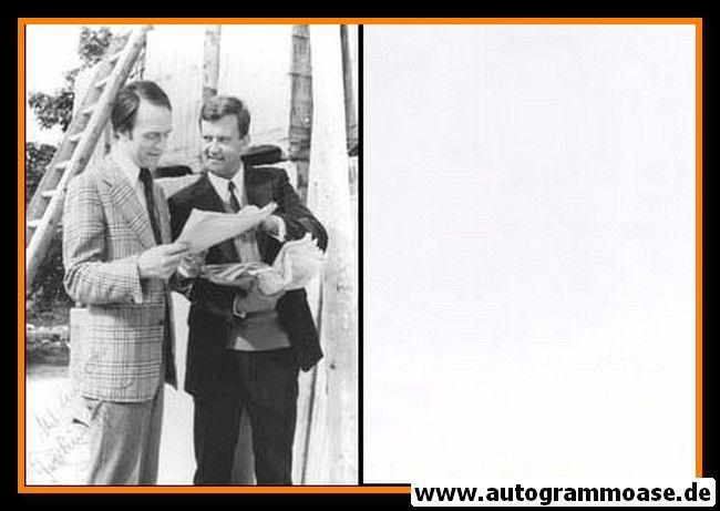 Autogramm Schauspieler | Joachim BISSMEIER | 1978 Foto (Filmszene SW)
