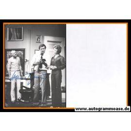 Autogramm Schauspieler   Hans VON BORSODY   1980 Foto (Filmszene SW)