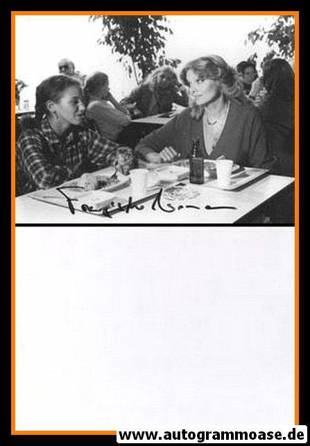 Autogramm Schauspieler   Franziska BRONNEN   1981 Foto (Filmszene SW)