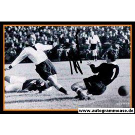 Autogramm Fussball | Jugoslawien | 1950er Foto | Vladimir BEARA (Spielszene SW) 3