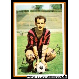 Autogramm Fussball | Eintracht Frankfurt | 1968 | Wolfgang SOLZ (Bergmann A053)