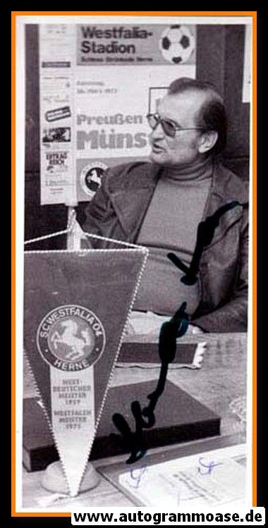 Autogramm Fussball | Jugoslawien | 1980er Foto | Ivica HORVAT (Portrait SW)