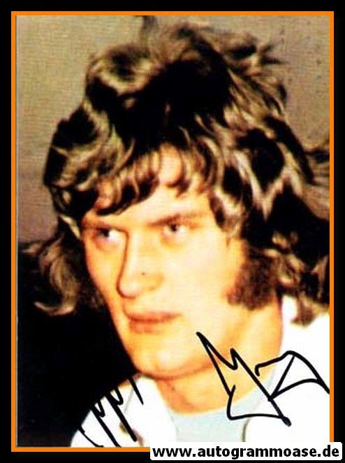Autogramm Fussball | Polen | 1970er Foto | Jerzy GORGON (Portrait Color)