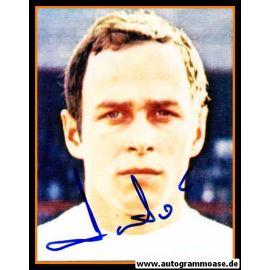 Autogramm Fussball | Polen | 1970er Foto | Grzegorz LATO (Portrait Color)