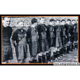 Mannschaftsfoto Fussball   1. FC Nürnberg   1951 + 5 AG (Vizemeister Süd)