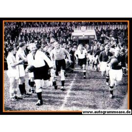 Autogramm Fussball | Schweiz | 1938 WM Foto | Paul AEBI (Einlauf DFB SW)
