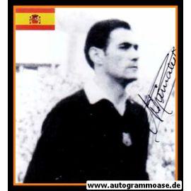 Autogramm Fussball   Spanien   1950er Foto   Antoni RAMALLETS (Portrait SW)