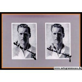 Autogramm Fussball | England | 1950er Foto | Tom FINNEY (Portrait SW) 3