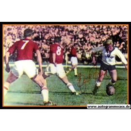 Autogramm Fussball | DFB | 1962 WM Foto | Helmut HALLER (Spielszene Schweiz)