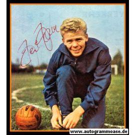 Autogramm Fussball   DFB   1960er Foto   Helmut HALLER (Portrait Color) 2