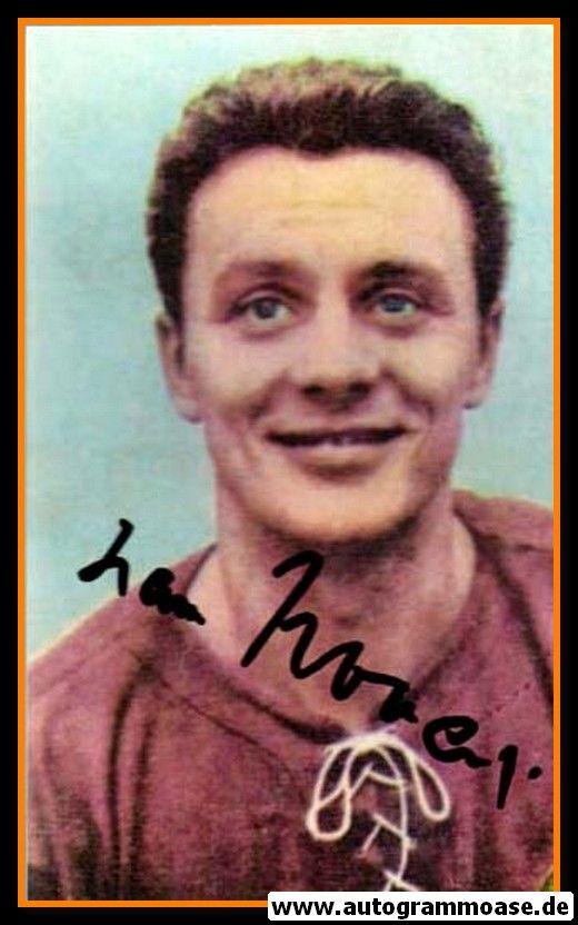 Autogramm Fussball   DFB   1962 WM Foto   Hans NOWAK (Portrait Color)
