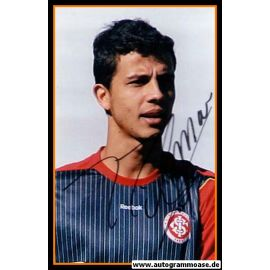Autogramm Fussball   Brasilien   Internacional   2009 Foto   NILMAR (Portrait Color)