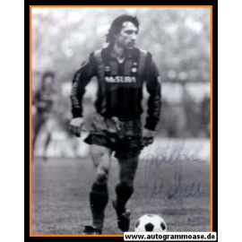 Autogramm Fussball | Inter Mailand | 1970er Foto | Giampiero MARINI (Spielszene SW)