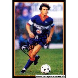 Autogramm Fussball | AC Florenz | 1980er Foto | Giancarlo ANTOGNONI (Spielszene Color)