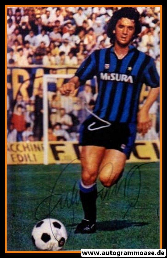 Autogramm Fussball | Inter Mailand | 1980er | Fulvio COLLOVATI (Spielszene Color)