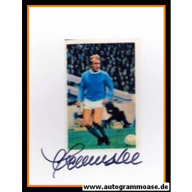 Autogramm Fussball | England | 1970er Foto | Francis LEE (Spielszene Color)