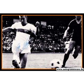 Autogramm Fussball | VfB Stuttgart | 1967 | Bo LARSSON (Spielszene SW)