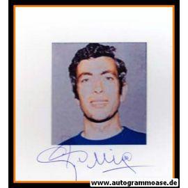 Autogramm Fussball | Italien | 1970 WM Foto | Giorgio PUIA (Portrait Color)