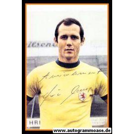 Autogramm Fussball | Eintracht Braunschweig | 1960er | Erich MAAS (Portrait Color)