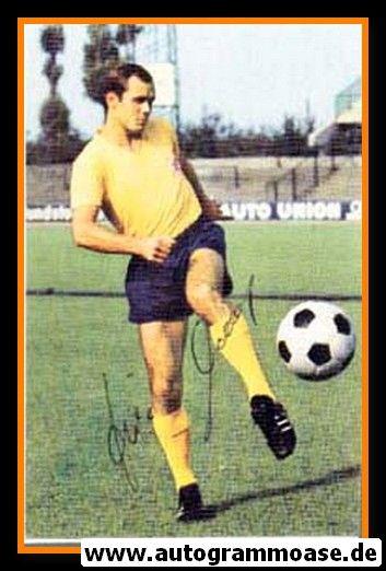 Autogramm Fussball | Eintracht Braunschweig | 1960er | Erich MAAS (Spielszene Color)