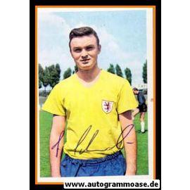 Autogramm Fussball | Eintracht Braunschweig | 1968 | Gerd SABOROWSKI (Bergmann B192)