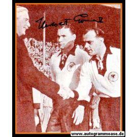 Autogramm Fussball   DFB   1954 Foto   Herbert ERHARDT (Ehrung England)