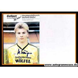 Autogramm Fussball | SpVgg Bayreuth | 1988 | Matthias KAUPER