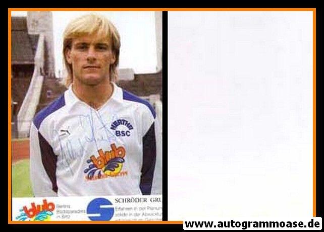 Autogramm Fussball | Hertha BSC Berlin | 1985 | Roland KNEISSL