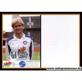 Autogramm Fussball   Hertha BSC Berlin   1985   Dirk LELLEK