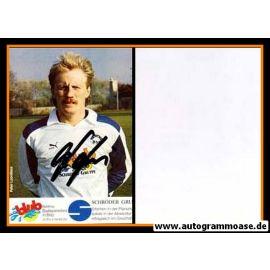 Autogramm Fussball | Hertha BSC Berlin | 1986 | Peter LOONTIENS
