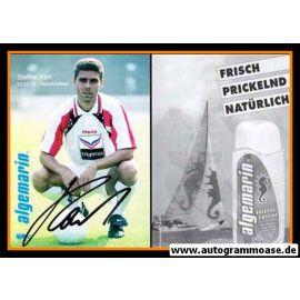 Autogramm Fussball | Hertha BSC Berlin | 1995 | Steffen KARL