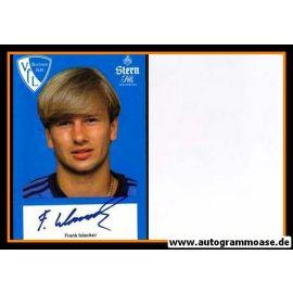 Autogramm Fussball   VfL Bochum   1982   Frank ISLACKER