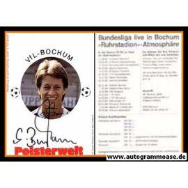 Autogramm Fussball | VfL Bochum | 1983 | S. BERTRAM (?)