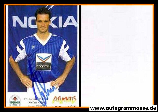 Autogramm Fussball | VfL Bochum | 1990 | Stefan KOHN