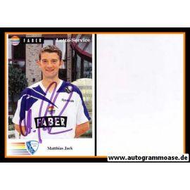Autogramm Fussball | VfL Bochum | 1995 | Matthias JACK