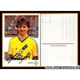 Autogramm Fussball   Eintracht Braunschweig   1990   Tino LÖCHELT