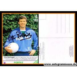 Autogramm Fussball   SV Werder Bremen   1990   Otto REHHAGEL